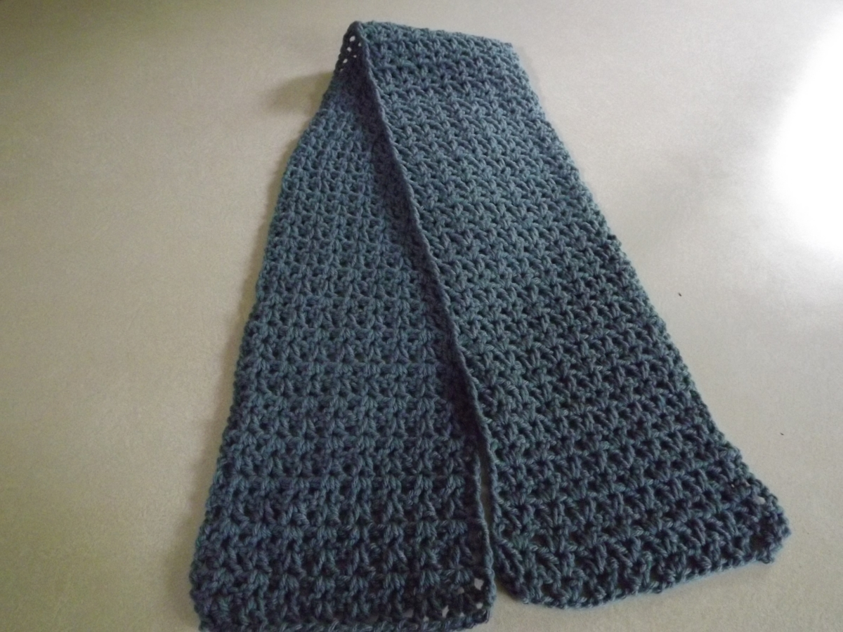 Crochet Websites For Beginners : Free crocheted scarf patterns crochet learn how to crochet